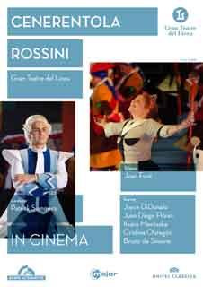 Ópera la Cenerentola (live)