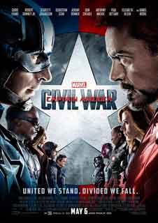 Capitán América: Civil War (Vision 2D)