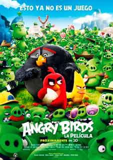 Angry Birds, la película 3D