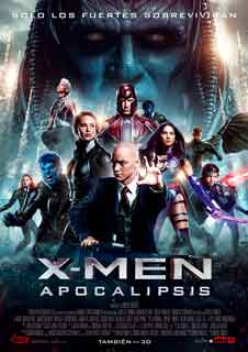 X-Men: Apocalipsis 3D