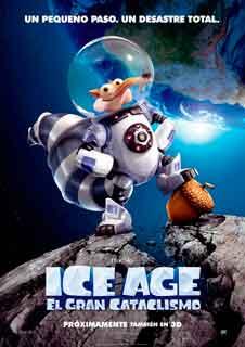 Ice Age: El gran cataclismo 3D