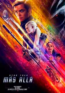 Star Trek: Mas allá 3D