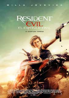 Resident Evil: El capítulo final (DIG)