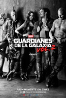Guardianes de la Galaxia Vol. 2 (3D)
