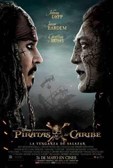 Piratas del Caribe: La venganza de Salazar (DIG)