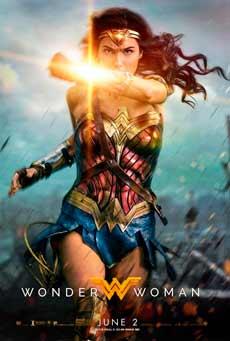 Wonder woman (2D)