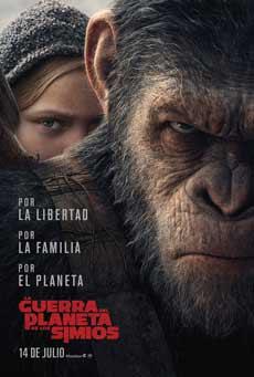La guerra del planeta de los simios (DIG)