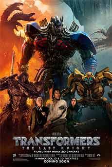 Transformers: El último caballero (DIG)