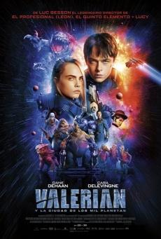 Valerian y la ciudad de los mil planetas (2D)