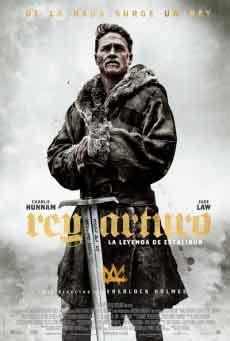 Rey Arturo: La leyenda de Excalibur (DIG) (3D)