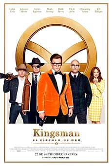 Kingsman: El círculo de oro (DIG)