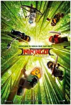 La LEGO Ninjago Pelicula (DIG)