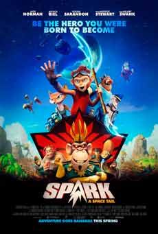 Spark: Una aventura espacial (DIG)