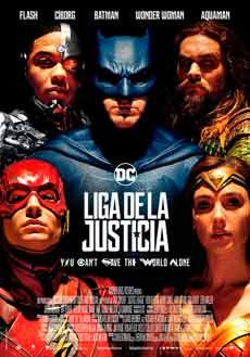 La Liga de la Justicia (3D)