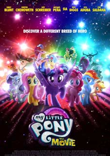 My little pony: la película (DIG)