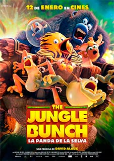 La panda de la selva (The Jungle Bunch) (DIG)